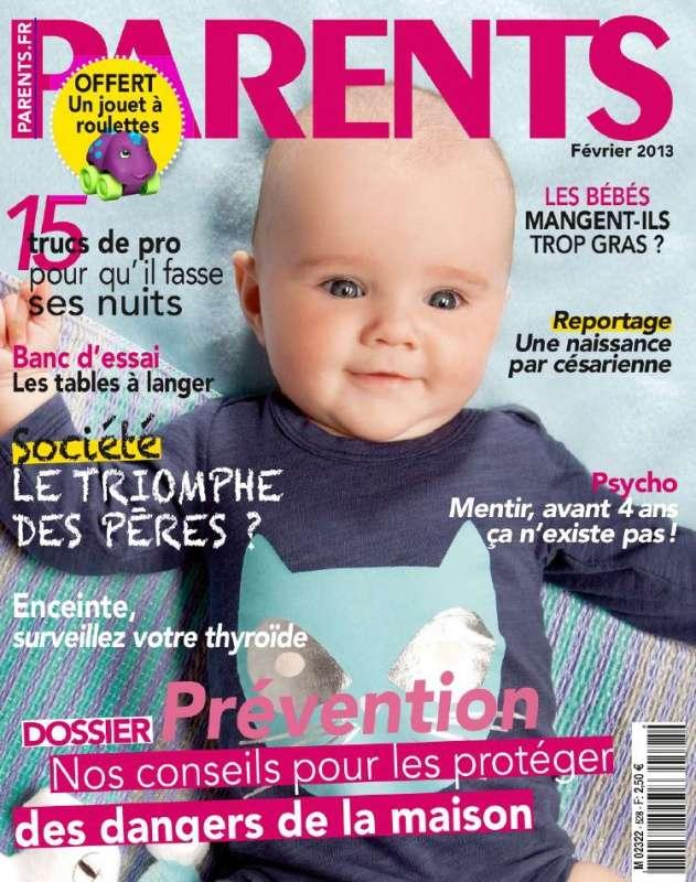 Parents N°528 Février 2013