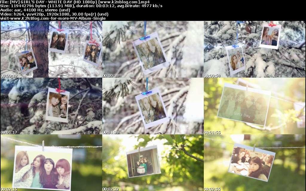 DIA [MV] MENINA - DIA BRANCO (HD 1080p Youtube)