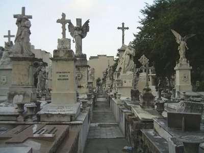 Cemitério São Francisco Xavier